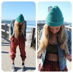 Loving this combo. #urbanoutfitters