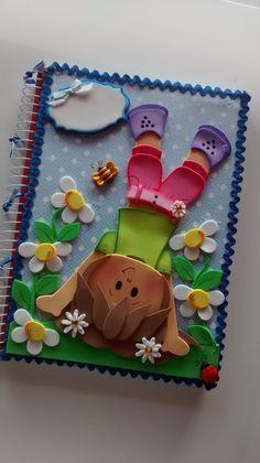 Carpet Runners For Hall Ikea Kids Crafts, Foam Crafts, Diy And Crafts, Arts And Crafts, Paper Crafts, Foam Sheets, Notebook Covers, Art N Craft, Punch Art