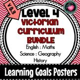 A complete set of Victorian (Australia) Curriculum Learning GOALS Posters for the core subjects of English Maths Science Geography and History Walt And Wilf, Second Grade Centers, Visible Learning, Subject And Predicate, Success Criteria, Text Types, Secondary Teacher, Learning Goals, Australian Curriculum