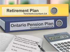 Is having additional money to live on in your golden years going to be important to you and with the ORPP meet your needs? Retirement Planning, Pension Plan, Ontario, Accounting, Toronto, How To Plan, News, Business