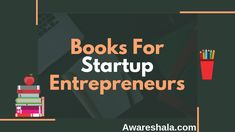 Here we have top picks of best books for startup entrepreneurs to read in These worth reading books can help you achieve success faster & efficiently. Good Books, Books To Read, Entrepreneur Books, Achieve Success, Entrepreneurship, Reading, Google Search, Successful People, Reading Books