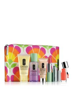 Gift with any $50 Clinique purchase!