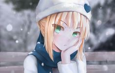 Fate Stay Night Characters, Fate Stay Night Anime, Female Cartoon, Female Anime, Blonde Green Eyes, Arturia Pendragon, Character Wallpaper, Fantasy Armor, Fate Zero