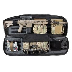 Disruptive Grey - Real Time - Diet, Exercise, Fitness, Finance You for Healthy articles ideas Edc Tactical, Tactical Equipment, Tactical Survival, Rifle Bag, Molle Gear, Ammo Storage, Long Rifle, Tac Gear, Gun Cases