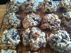 Peanut Butter & Banana Oat Cookies - The Kitchen Table - The Eat-Clean Diet®