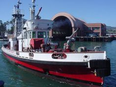 The San Pedro Fire Museum features Old Fire Boat No. 2, the longest serving piece of apparatus in the city's history at 77 years.  Originally named Los Angeles City No. 2, she was built in 1925 at the Los Angeles Shipbuilding and Drydock Corp. (Todd Shipyard) in San Pedro. Launched October 20, 1925, the $214,000 fireboat went to sea with a crew of 14 officers and firefighters. She was later renamed the Ralph J. Scott, in honor of the city's most innovative Chief engineer during the early…
