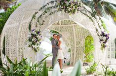 LOVE THIS! sandos caracol wedding pictures, playa del carmen wedding beautiful | playa del carmen wedding destinations