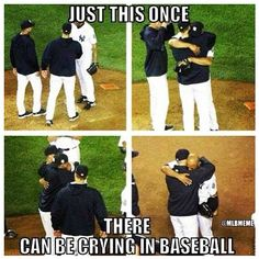 ONE LAST SHINING MO-MENT IN THE BRONX: Andy Pettitte and Derek Jeter went to get Mariano Rivera to end his final appearance on the Yankee Stadium mound.