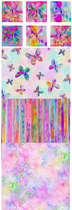 Butterfly Dreams is just in from P & B Fabrics. I'm sure this beautiful fabric won't last long. Think of the possibilities... beehappyquilting.com #butterflys #butterflyfabric #quiltingfabric Bee Happy, Quilting, Fabrics, Butterfly, Dreams, Beautiful, Tejidos, Fat Quarters, Jelly Rolls