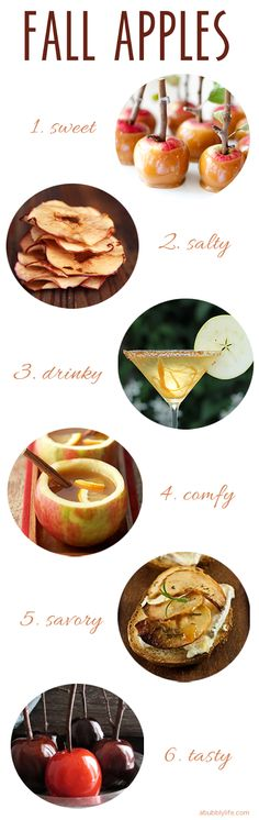 A Bubbly Life: Foodie Crush: Fall Apples #Halloween