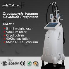 DM-V11 vacuum roller cryo 40k cavitation 5MHZ RF vacuum RF