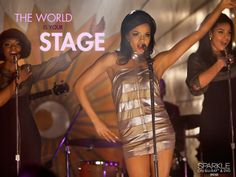 The world is your STAGE
