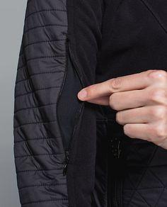 Fleecy Keen Jacket II