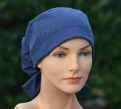 SMALL Womens Surgical Scrub Caps with FABRIC TIES by thehatcottage (Accessories, Hats & Caps, scrubs, scrub hats, surgical, chemo cap, surgical scrub caps, womens surgical, scrub hats women, scrub hats for, women, womens caps, nurse tech, OR caps, scrub caps)