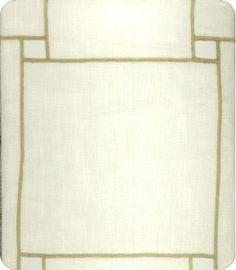 Lattice - Ivory Linen