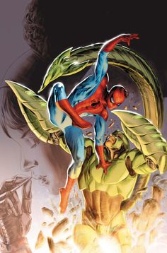 Spider-Man vs. Scorpion