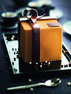 Le Cadeau Poire Caramel - Philippe Segond pour Monoprix