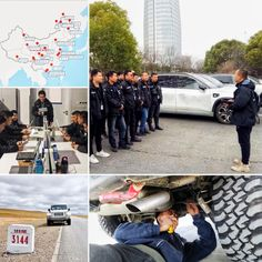 We are proud of our RLE Teams across the globe which keep performing at the highest level, no matter the circumstances. Today we want to highlight our RLE CHINA branch, which has been dealing with the COVID-19 crisis from the very start but never wavered in their resolve. Notably, the Road Test Team. They are continually pushing themselves to give their best to our customers, and in the past six years, with over 300 drivers, they drove over 15 million kilometers... High Level, Highlight, Globe, The Past, Engineering, Photo Wall, China, Culture, World