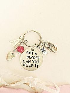 Got A Secret Keyring  Got A Secret Can You Keep It by EmmaFleet