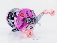 My custom built Ambassadeur 6500C Cherry Blossom