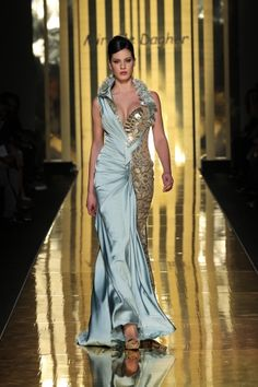 Mereille Dagher Haute Couture Spring/Summer 2013 Collection
