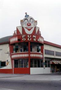 Playland was pretty trashed by the time I got there as a kid.