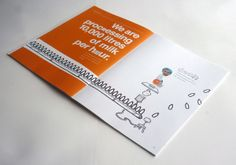 Annual report. by Ashley Spencer, via Behance