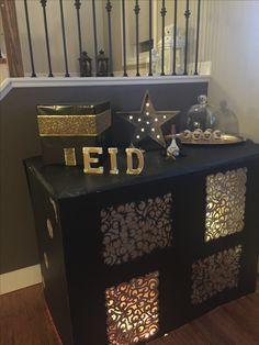 Eid Milad ONU Nabi Moubarak Joyeux Fêtes Décorations Bannières BUNTING PARTY