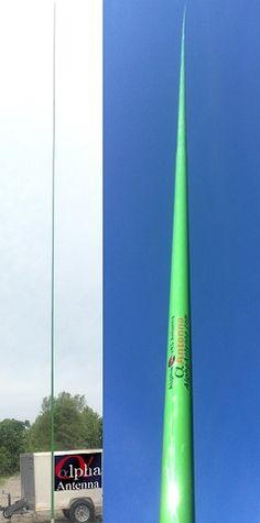 Alpha S9v43 Vertical Portable/Base Antenna