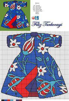 Designed by Filiz Türkocağı. Cross Stitch Geometric, Tiny Cross Stitch, Cross Stitch Pillow, Cross Stitch Flowers, Modern Cross Stitch, Cross Stitch Designs, Cross Stitch Patterns, Cross Stitching, Cross Stitch Embroidery