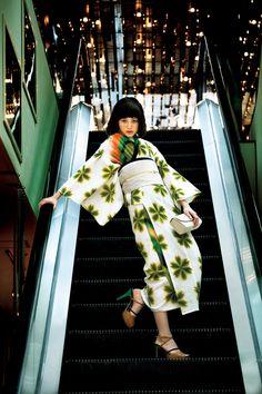 modern kimono ファセッタズム