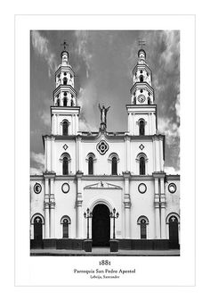 1881 Parroquia de San Pedro Apostol-1 | Flickr - Photo Sharing!