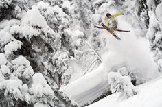 Tanner Hall -- the man. Happy Soul, Snow Skiing, Ski And Snowboard, British Columbia, Places To Travel, Skate, Surfing, Adventure, Vacation