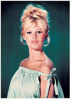 Love Bardot's hair!