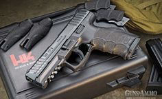 2014 Handgun of the Year: HK VP9