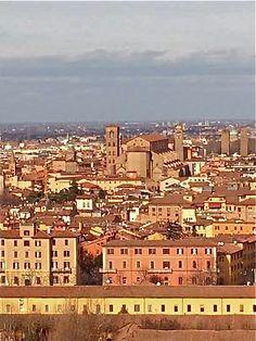 Bologna da San Michele in Bosco