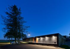 Photos: New Clubhouse for Aarhus Rowing Club, Denmark © Quintin Lake