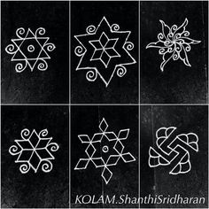 Kolam With Dots Google Search Beautiful In 2019 Pinterest