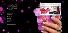 Proyecto de tienda online para Myka Nails - Calle Mayor Comunicación y Publicidad
