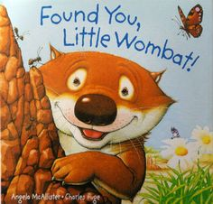 Found You, Little Wombat! by Angela McAllister & Charles Fuge