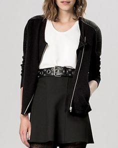Maje Gachette Cardigan worn by Emma Swan on Once Upon A Time. Shop it: http://www.pradux.com/maje-gachette-cardigan-36006?q=s43