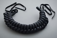 Christian Astuguevieille Rope Collar
