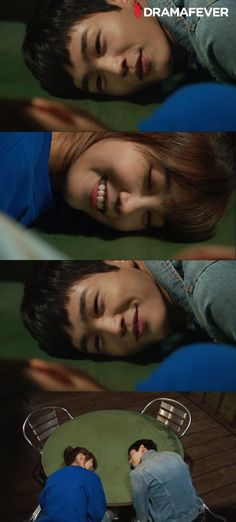 If someone looked at me the way Lee Won Geun looks at Eunji in Cheer Up, I'm pretty sure my ovaries would explode immediately.