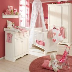 i like this baby room
