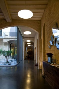 Spanish architect Rafael Moneo has designed the Mercer Hotel Barcelona.