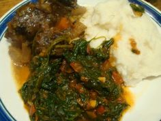 South african food zimbabwe sprouting state and sustenance of traditional sadza ne nyama forumfinder Choice Image