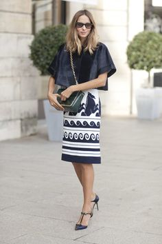 Oh Snap! The Street Style Moments That Totally Made Our Year
