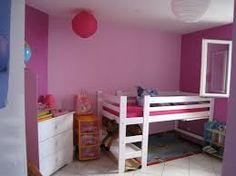 déco chambre fille rose et mauve - Google Search   décoration ...