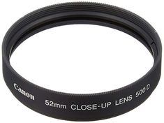 Canon Close-up Lens from Japan with tracking Canon, Close Up Lens, Tv Videos, Closer, Lenses, Filter, Cannon