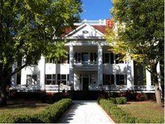 The Twelve Oaks Bed and Breakfast is one of Covington's several Civil War sites!